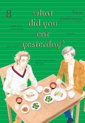 What Did You Eat Yesterday? Volume 8 (Paperback)