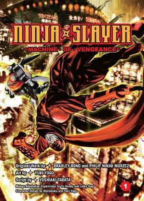 Ninja Slayer Vol. 1 (Paperback)