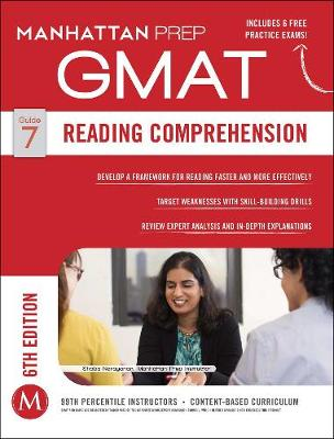 GMAT Reading Comprehension - Manhattan Prep GMAT Strategy Guides (Paperback)