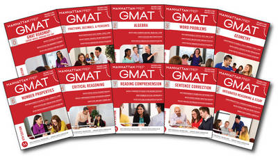 Complete GMATstrategy Guide Set (Paperback)