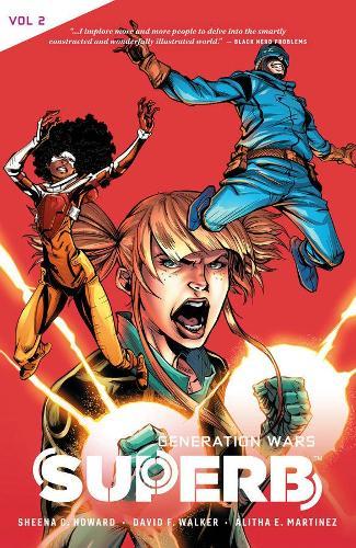 Superb Vol. 2: Generation Wars (Paperback)