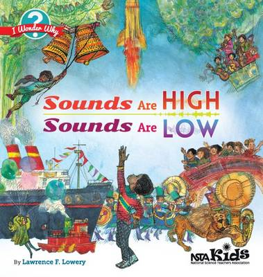 Sounds Are High, Sounds Are Low - I Wonder Why (Paperback)