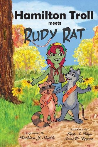 Hamilton Troll Meets Rudy Rat (Paperback)