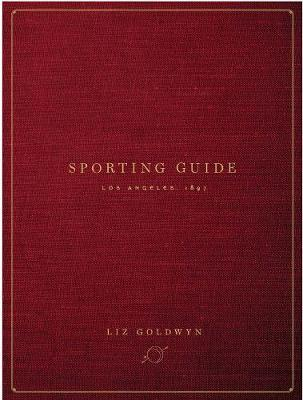 Sporting Guide: Los Angeles, 1897 (Paperback)