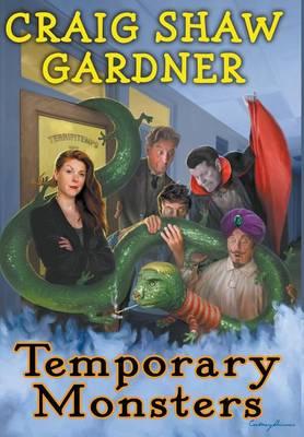 Temporary Monsters - Temporary 1 (Hardback)