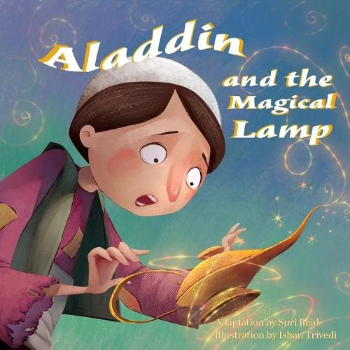 Aladdin and the Magical Lamp - Storybook Genius Fairy Tales 2 (Paperback)