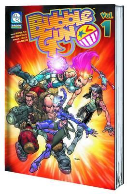 BubbleGun Volume 1: Heist Jinks (Paperback)