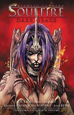 Michael Turner's Soulfire Volume 4: Dark Grace (Paperback)