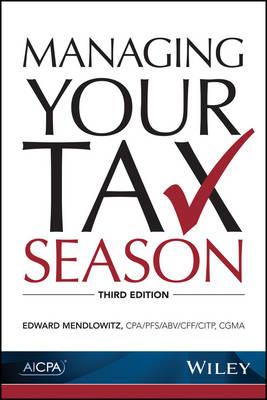 Managing Your Tax Season (Paperback)