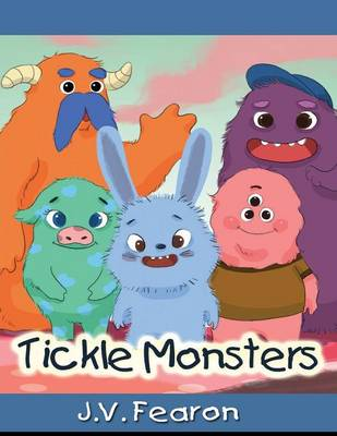 Tickle Monsters (Paperback)