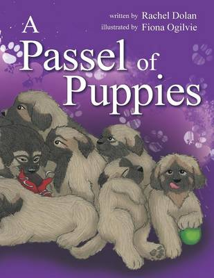 A Passel of Puppies (Paperback)