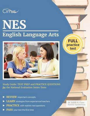 NES English Language Arts Study Guide: Test Prep and Practice Questions for the National Evaluation Series Tests (Paperback)