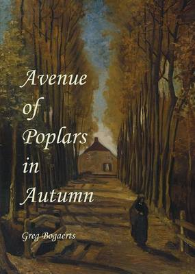 Avenue of Poplars in Autumn (Paperback)