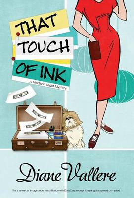 That Touch of Ink - Madison Night Mystery 2 (Hardback)