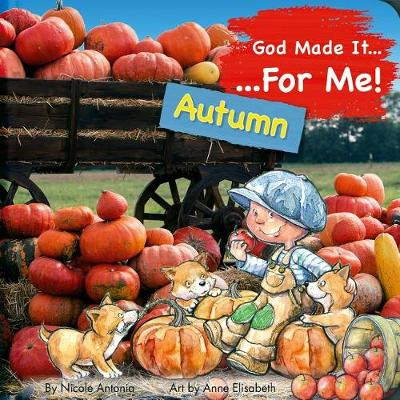 God Made It for Me: Autumn: Child's Prayers of Thankfulness for the Things They Love Best about Autumn - He Made It for Me - Seasons (Board book)