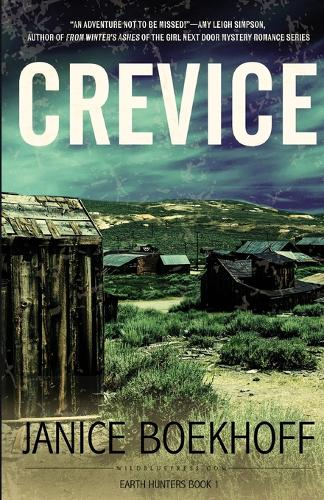 Crevice - Earth Hunters 1 (Paperback)