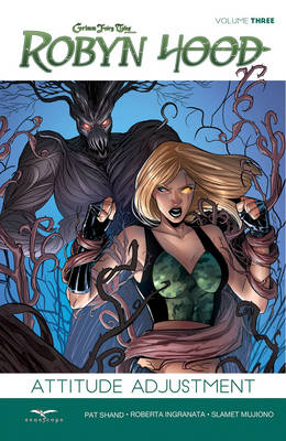 Robyn Hood Volume 3: Attitude Adjustment (Paperback)