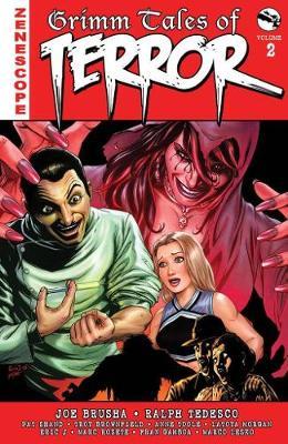 Grimm Tales of Terror Volume 2 (Hardback)