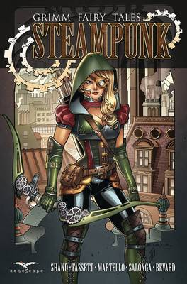 Grimm Fairy Tales Steampunk (Paperback)