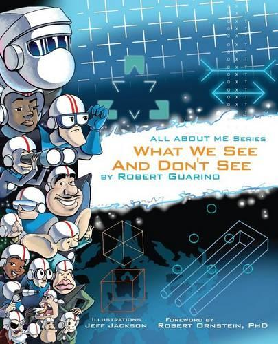 What We See and Don't See - All about Me 4 (Paperback)