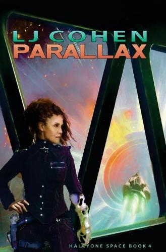 Parallax: Halcyone Space, Book 4 - Halcyone Space 4 (Paperback)
