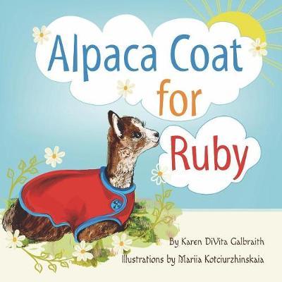 Alpaca Coat for Ruby (Paperback)