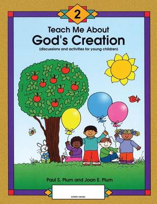 Teach Me about God's Creation (Paperback)