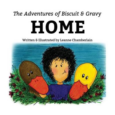 The Adventures of Biscuit and Gravy: Home (Paperback)