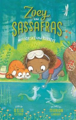 Merhorses and Bubbles - Zoey and the Sassafras Book 3 (Paperback)