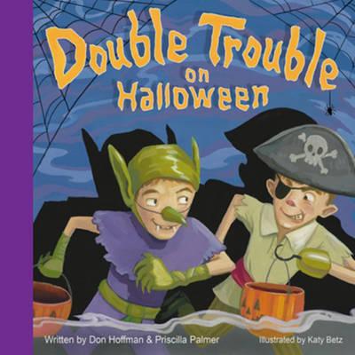 Double Trouble on Halloween (Hardback)