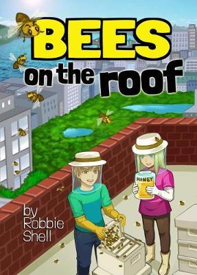 BEES ON THE ROOF (Hardback)