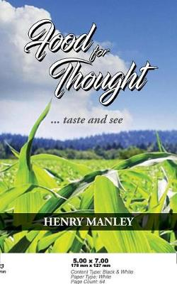 Food for Thought: ... Taste and See (Paperback)
