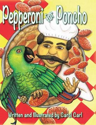 Pepperoni for Poncho (Hardback)