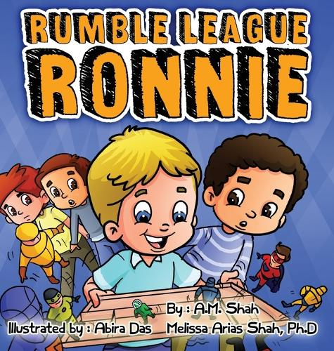Rumble League Ronnie (Hardback)