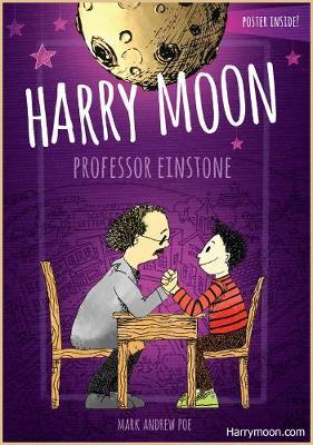 Harry Moon Professor Einstone (Hardback)