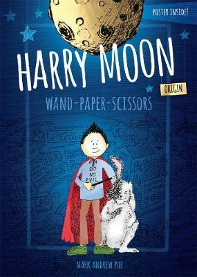 Harry Moon Wand Paper Scissors Origin Color Edition (Hardback)