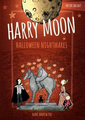 Harry Moon Halloween Nightmares Color Edition (Hardback)