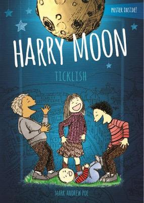 Harry Moon Ticklish (Hardback)