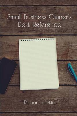 Small Business Owner's Desk Reference (Paperback)