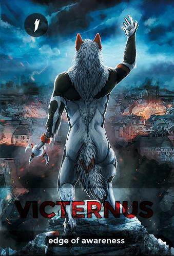 Victernus - Edge of Awareness 1 (Hardback)