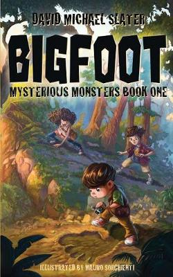 Bigfoot: Mysterious Monsters (Paperback)