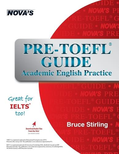 Pre-TOEFL Guide: Academic English Practice (Paperback)