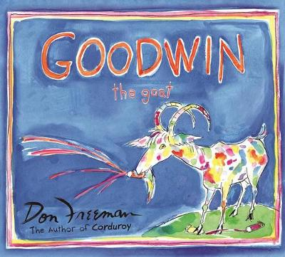 Goodwin the Goat (Hardback)