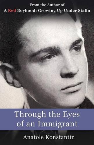 Through the Eyes of an Immigrant (Paperback)