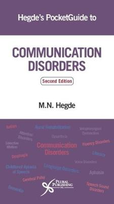 Hegde's PocketGuide to Communication Disorders (Paperback)