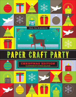 Christmas Paper Craft Party (Paperback)