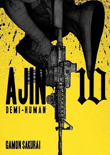 Ajin: Demi-human Vol. 10 (Paperback)