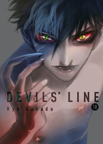Devils' Line 10 (Paperback)