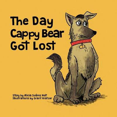 The Day Cappy Bear Got Lost (Paperback)