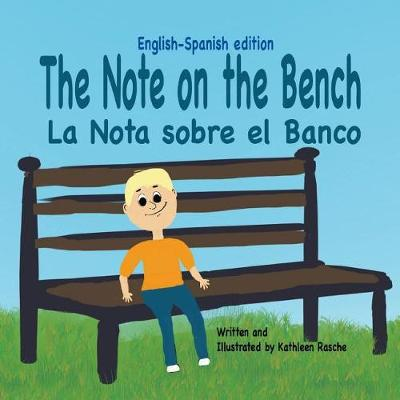 The Note on the Bench - English/Spanish Edition (Paperback)